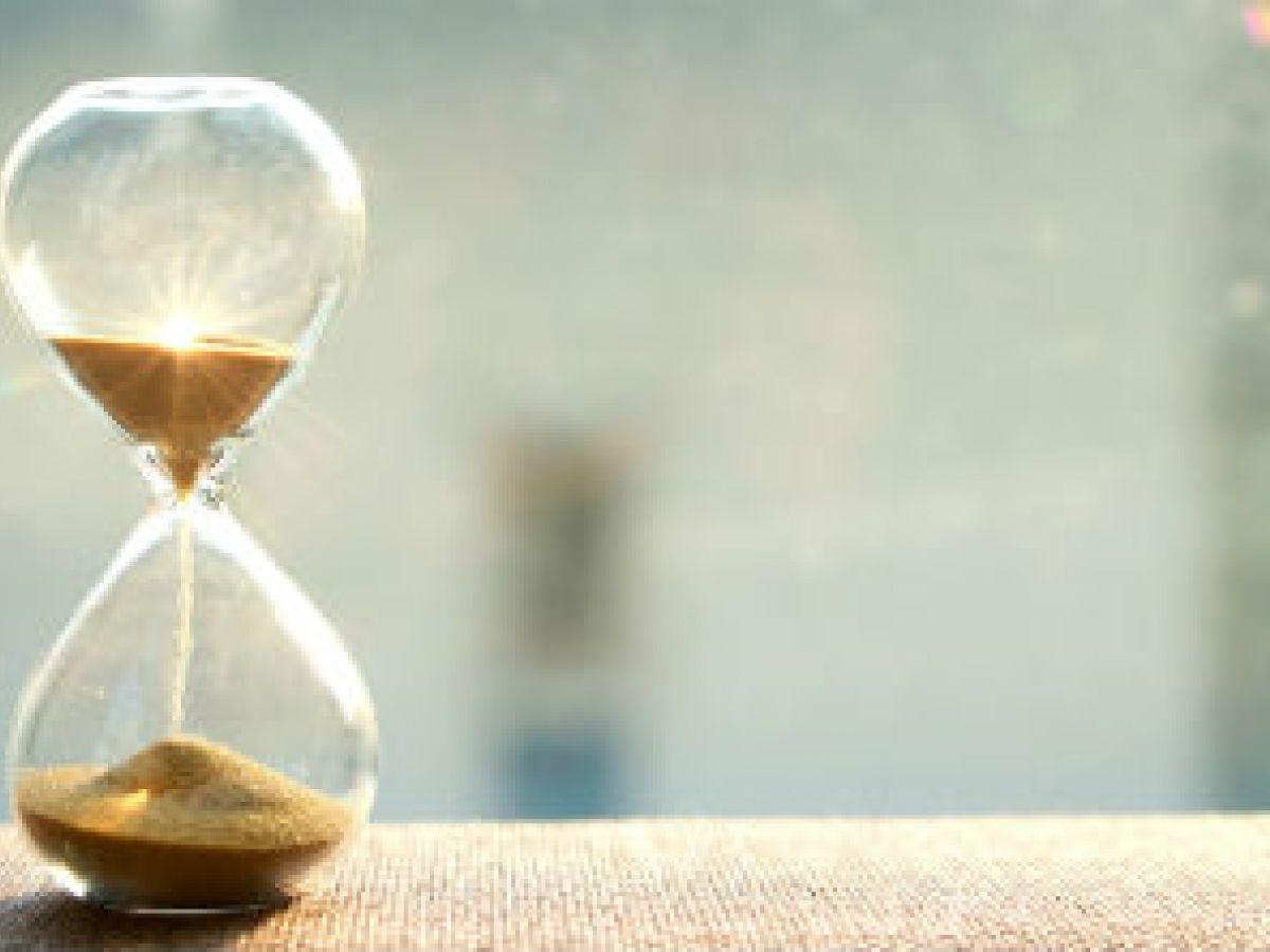 El tiempo de las cosas