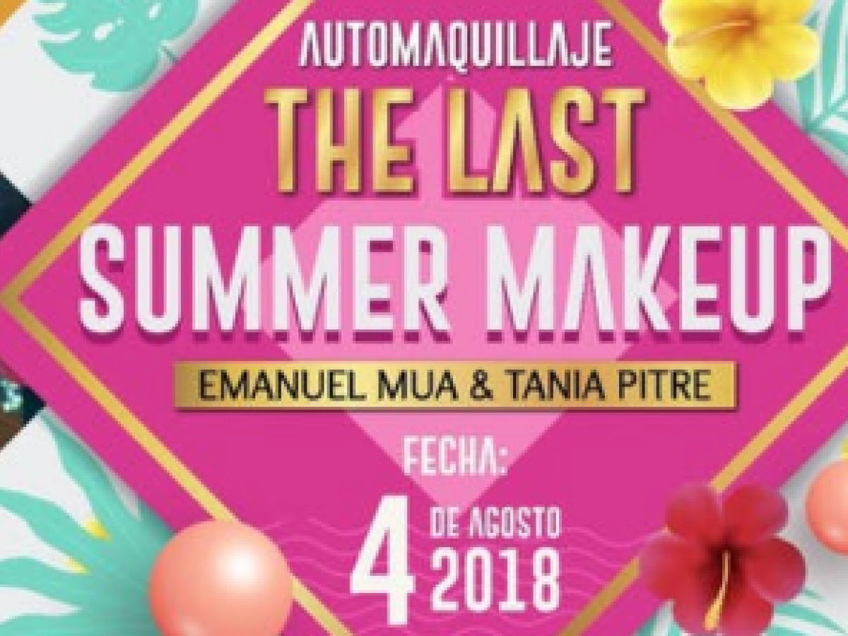 The Last Summer Makeup