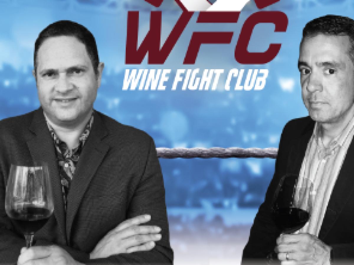 The Wine Fight Club: Cruz vs Lorenzo