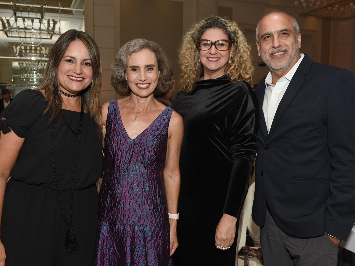 """Noche benéfica de la """"Liberty Foundation"""" en Río Grande"""