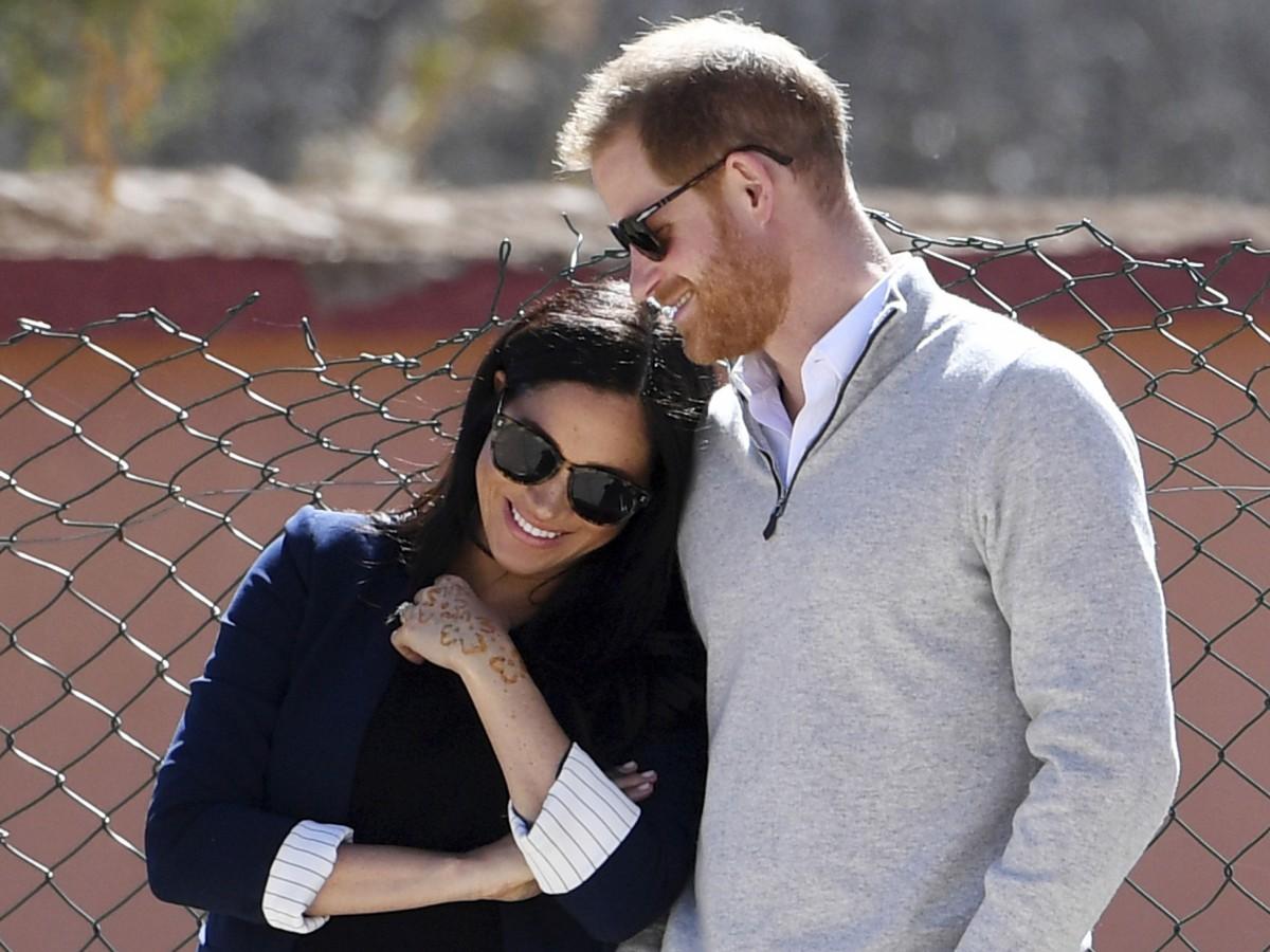 Momentos importantes en la relación de Meghan y Harry