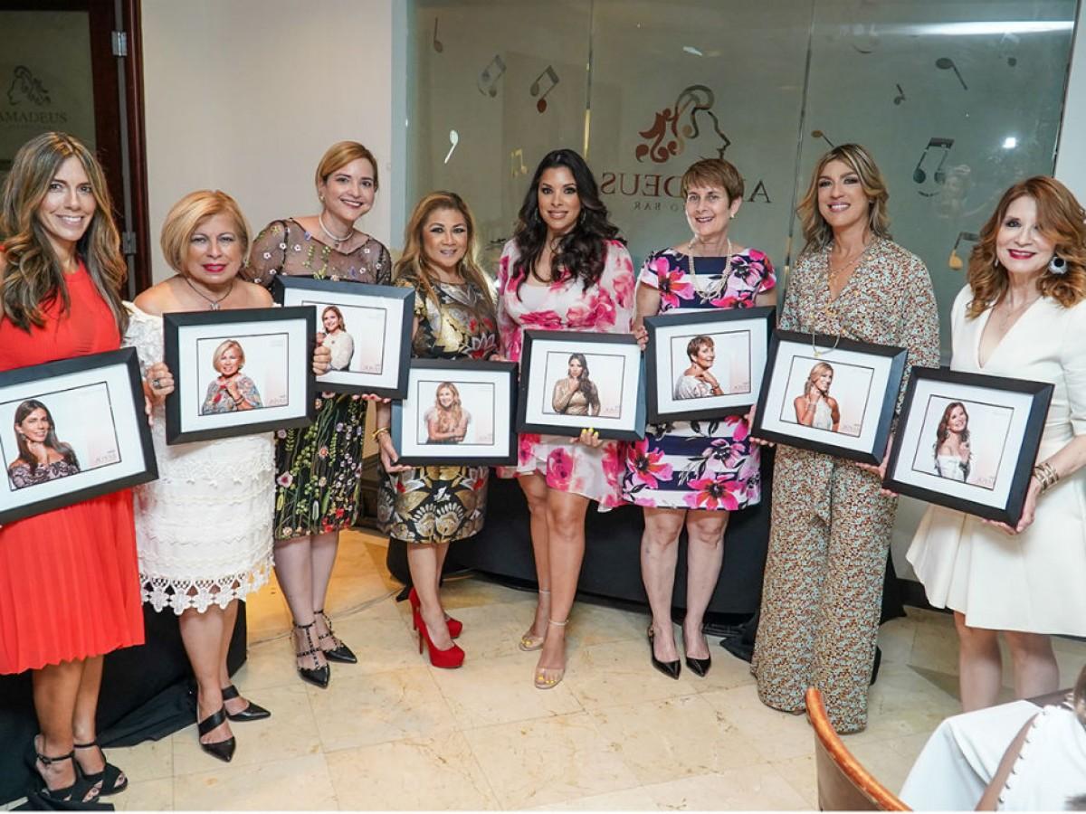 Joyería Demel honra el espíritu altruista de un grupo de mujeres