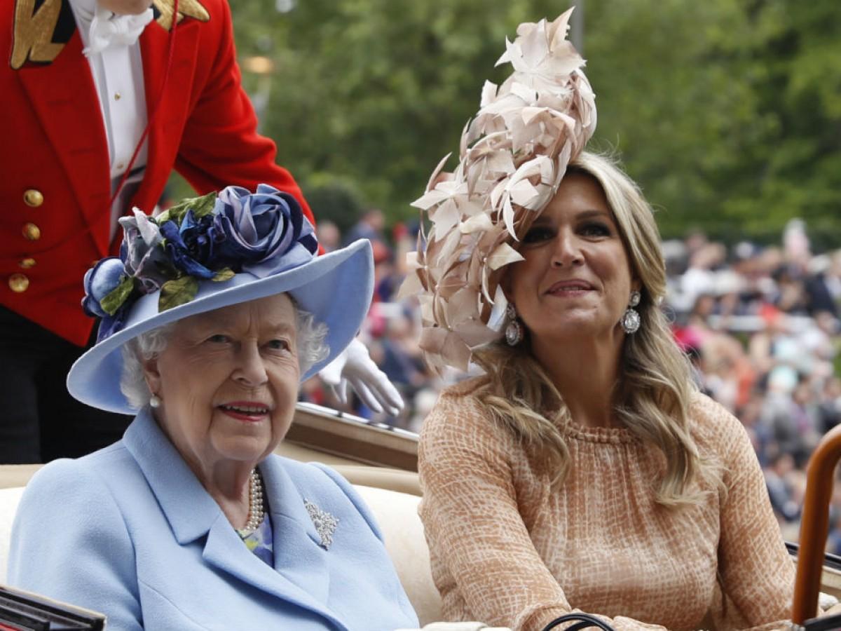 Reyes, príncipes y duques lucen sus mejores galas en el inicio del Royal Ascot