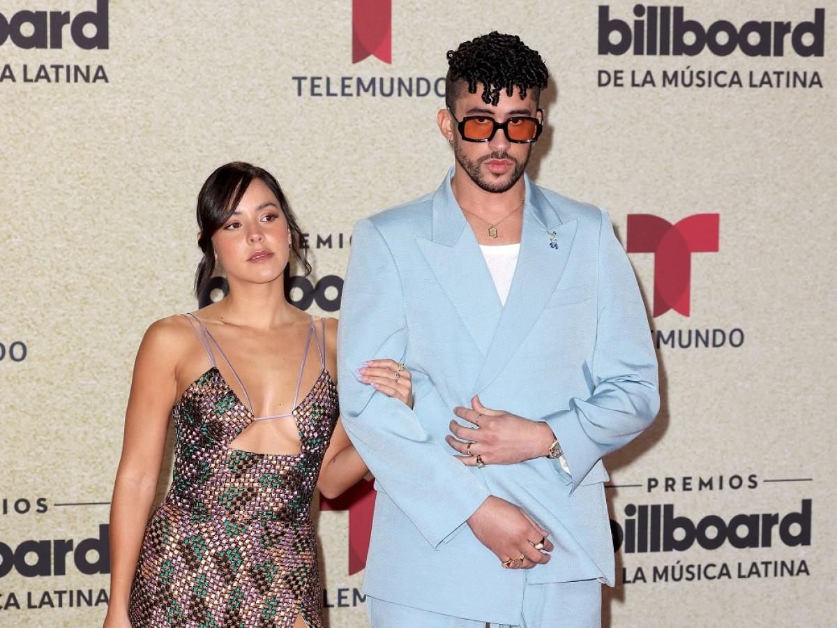 Bad Bunny, Camila Cabello y Marc Anthony, famosos desfilan por la alfombra roja de los Premios Billboard de la Música Latina 2021