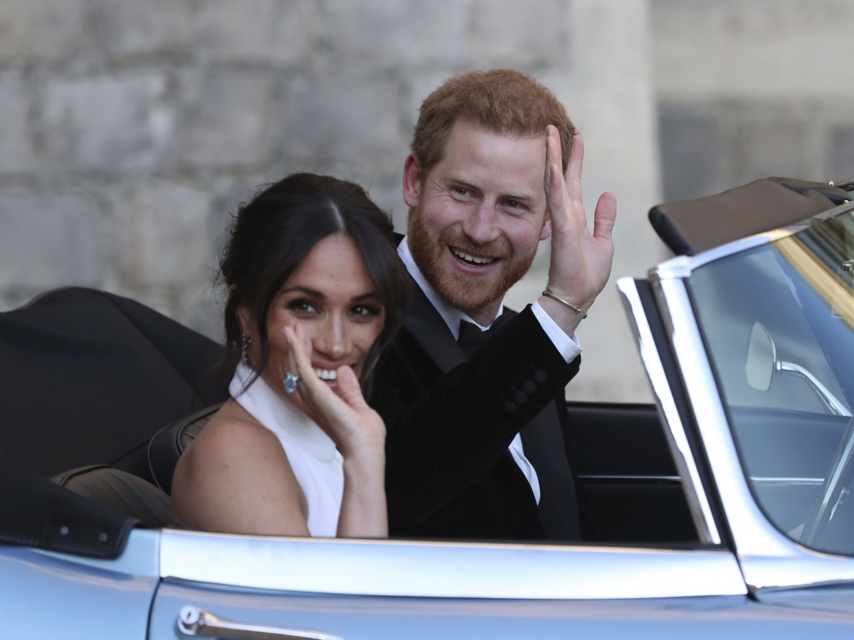 "Los altibajos de Meghan y Harry como ""royals"""