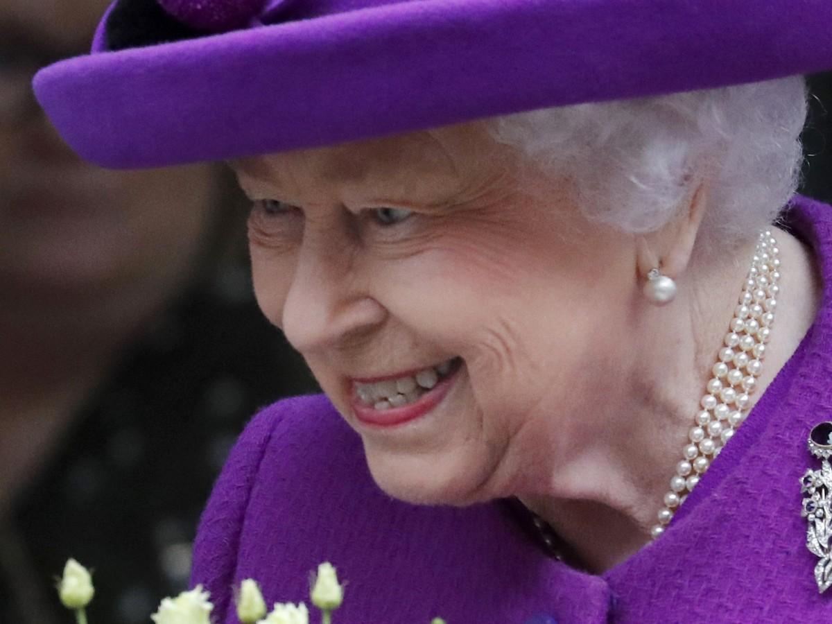 Un repaso fotográfico por la vida de Elizabeth II