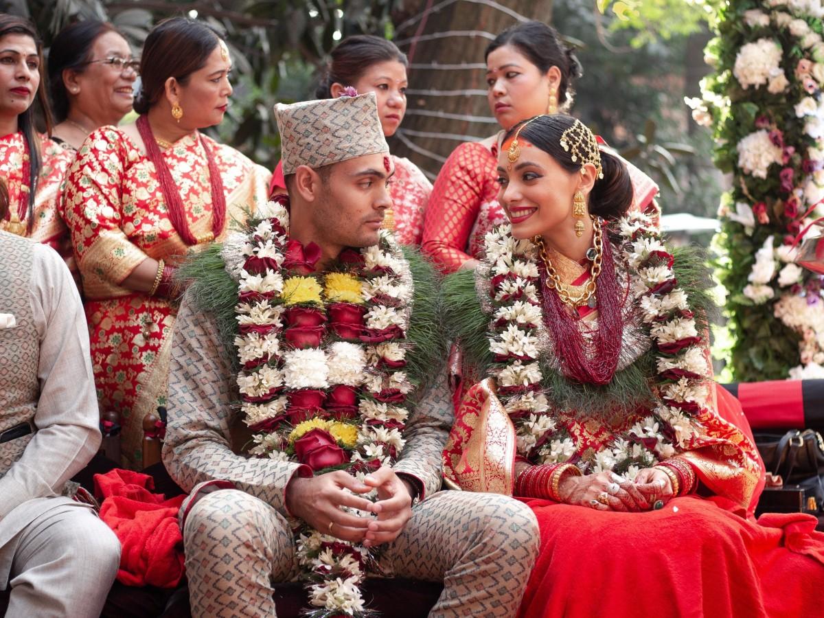 La boda de Monic Pérez en Nepal
