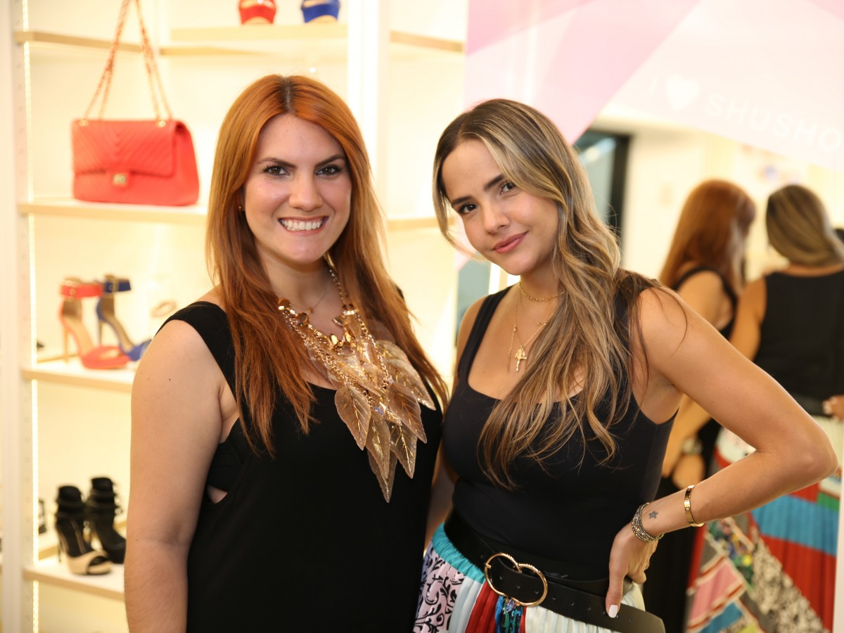 Celebran la apertura de Shu Shop en The Mall of San Juan