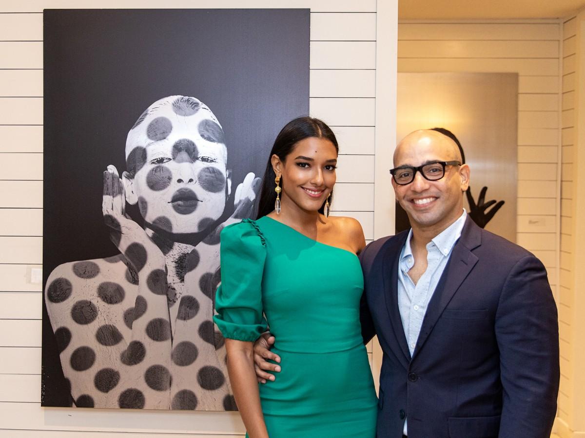 """Rafael Montalvo presenta la exhibición """"Viceversa"""" en Paseo Caribe"""