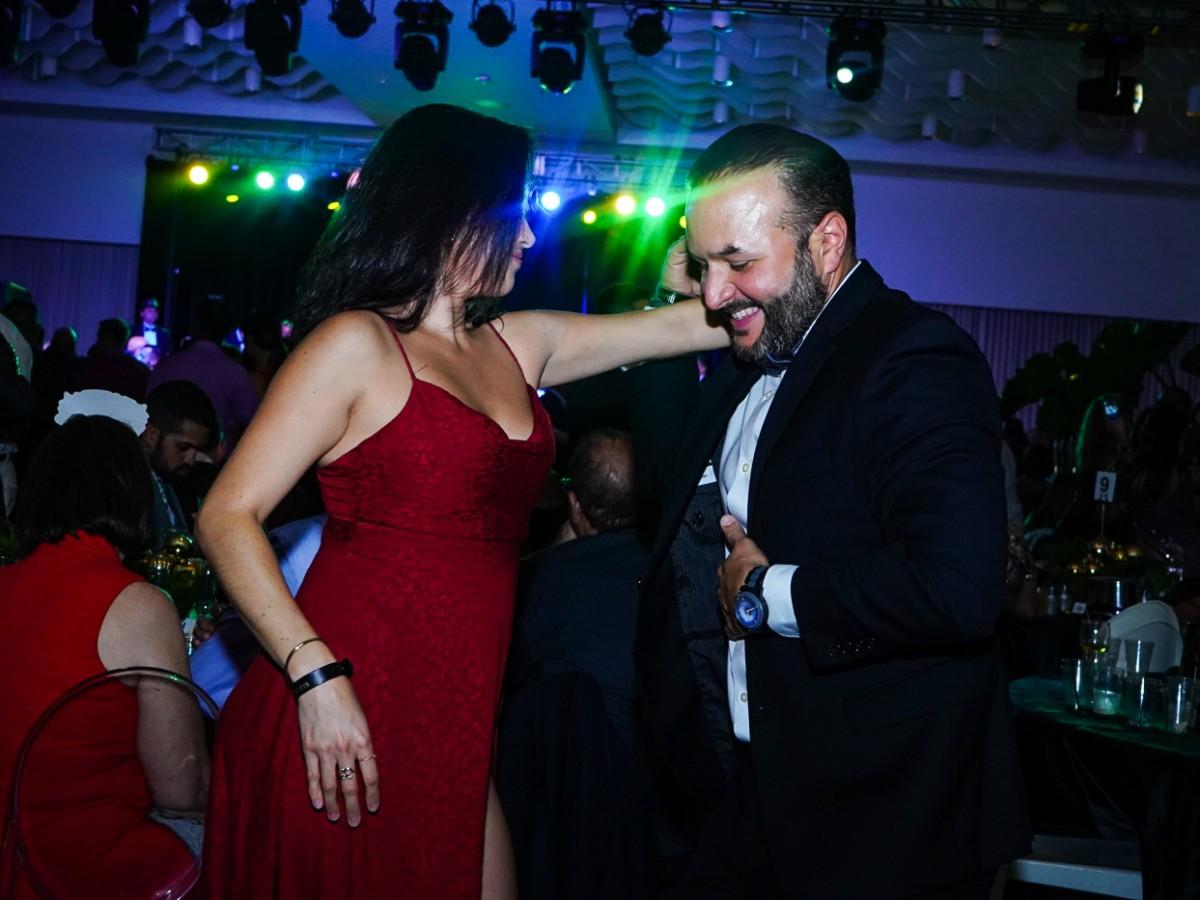 Brindan por un 2020 lleno de ilusión en el Sheraton Puerto Rico Hotel & Casino
