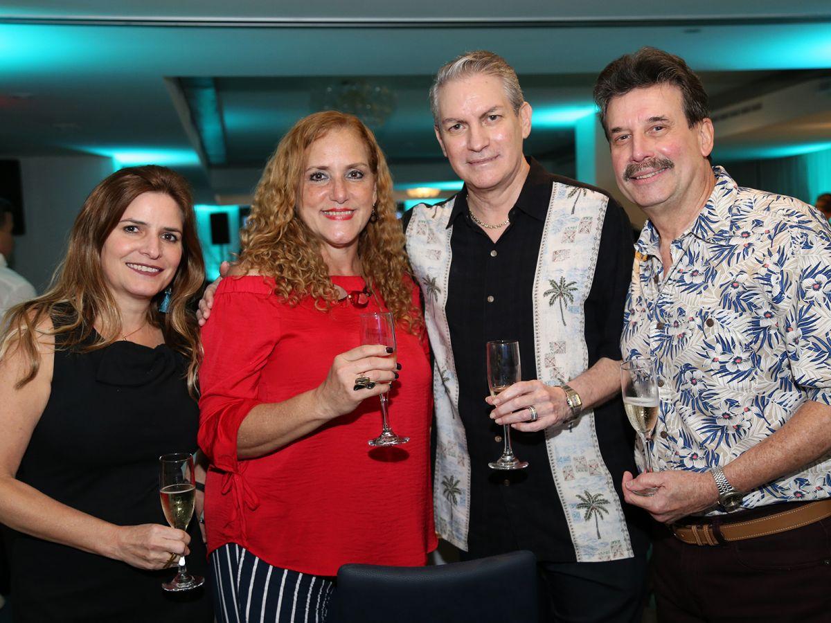 En la presentación de productos de D'Luxe Cruises