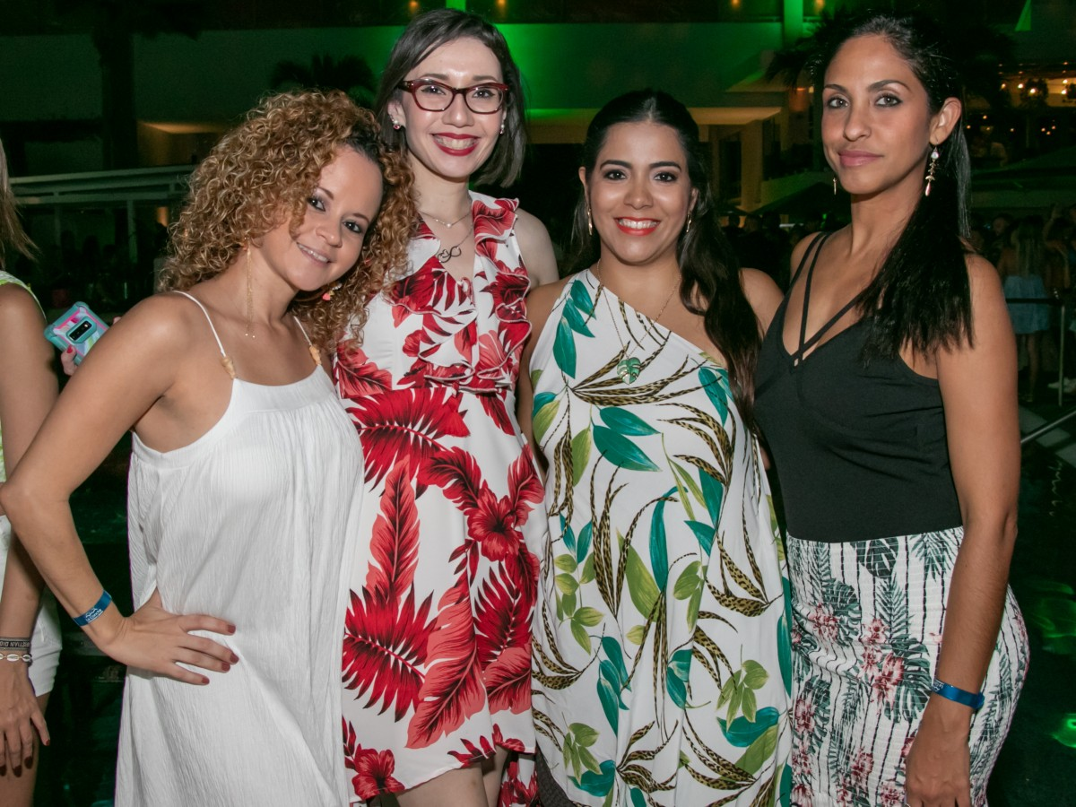 Celebran One Hot Summer Night 2019 en La Concha Resort