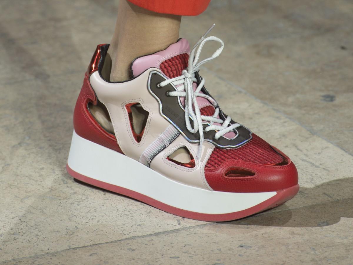 Se impone el calzado cómodo