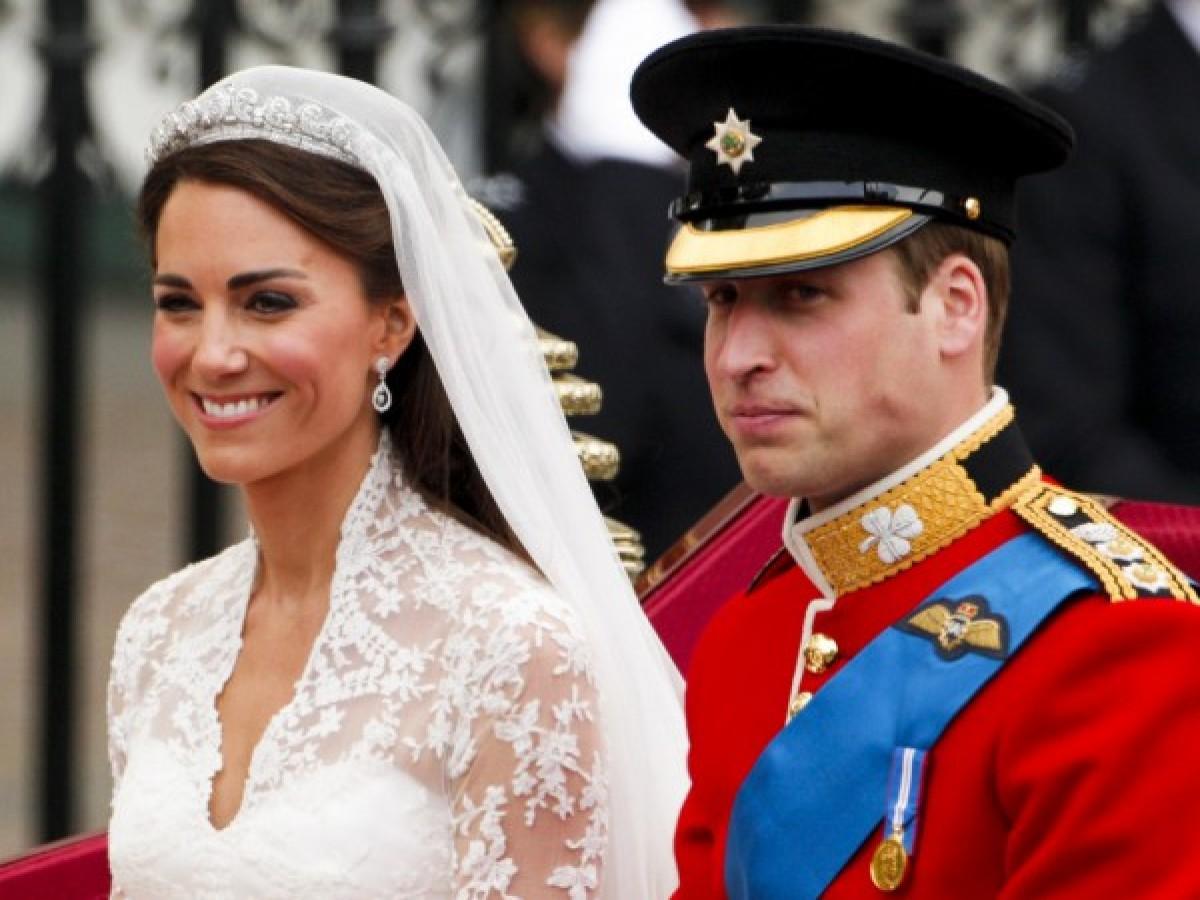 Primera década de amor del príncipe William y Kate