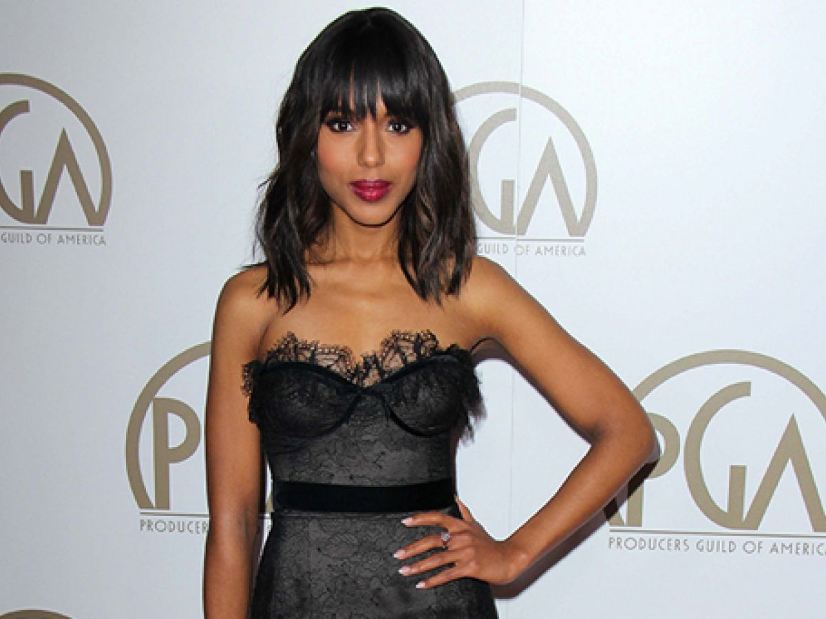 El estilo de Kerry Washington