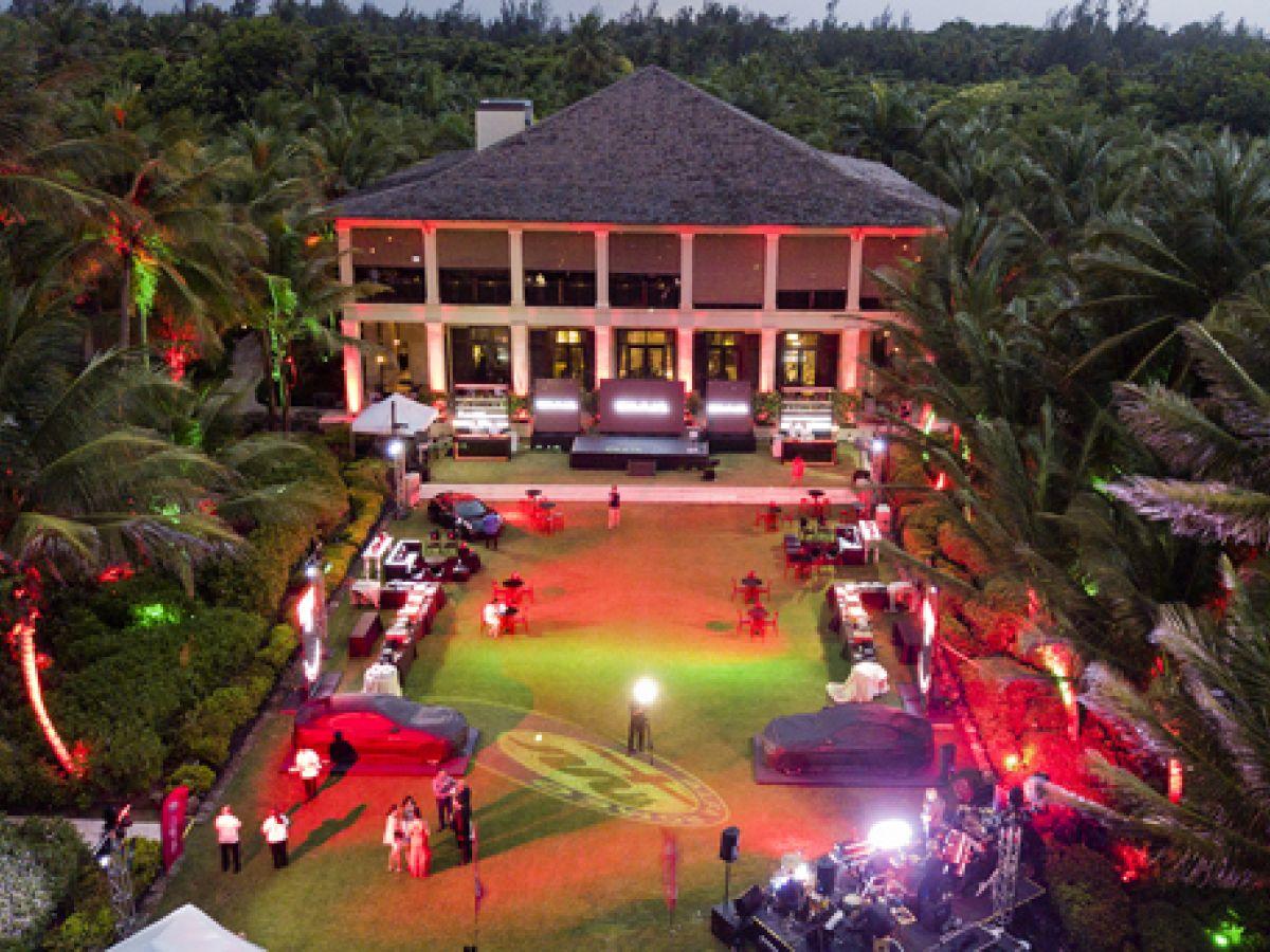 El nuevo modelo de Alfa Romeo fue presentado en The St. Regis Bahía Beach Resort