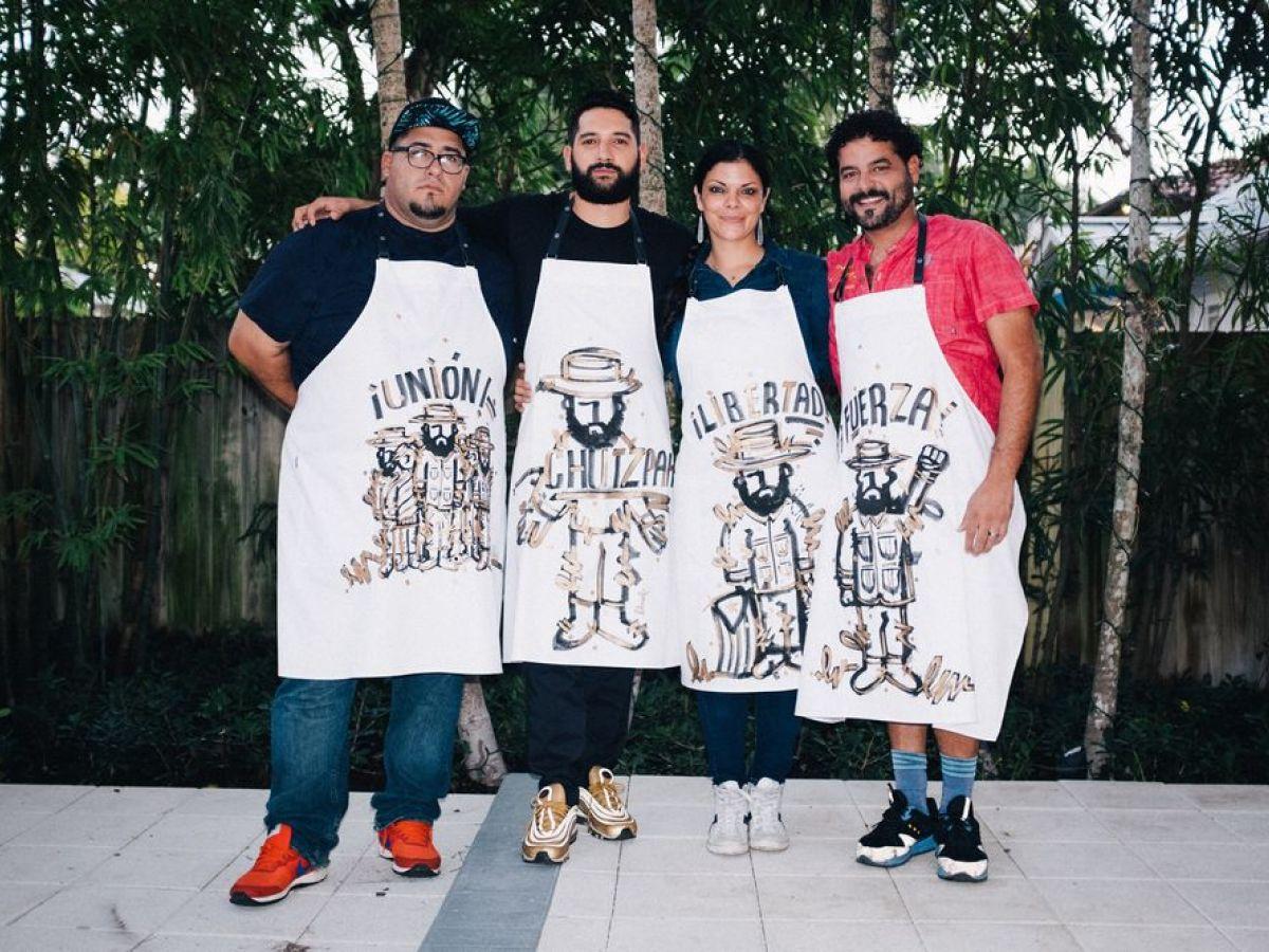 Conexiones a la mesa se transforman en apoyo a la industria gastronómica local