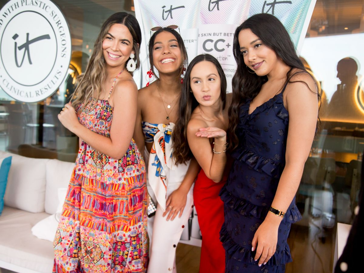 Presentan en la Isla la nueva fórmula CC Cream  Oil Free Matte de IT Cosmetics