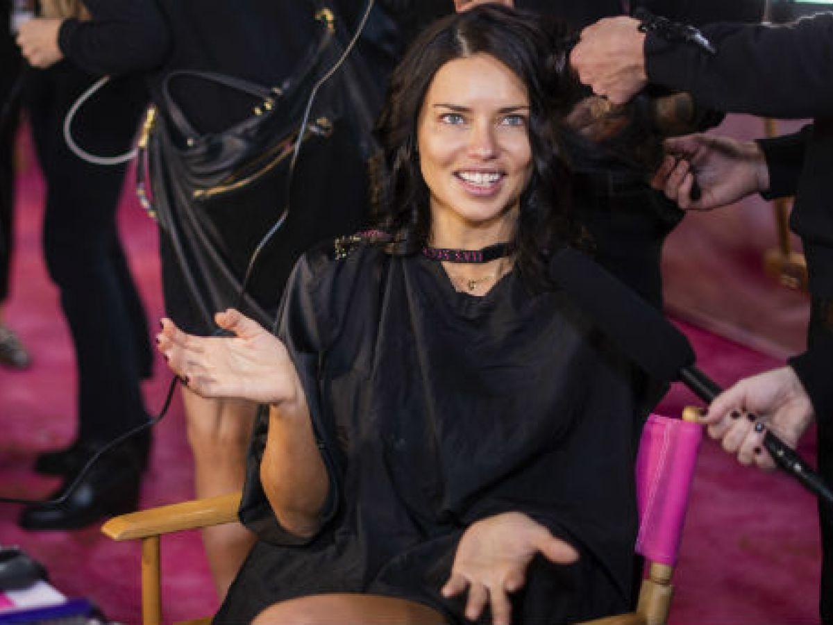 Se preparan los ángeles de Victoria's Secret para su colorida pasarela anual