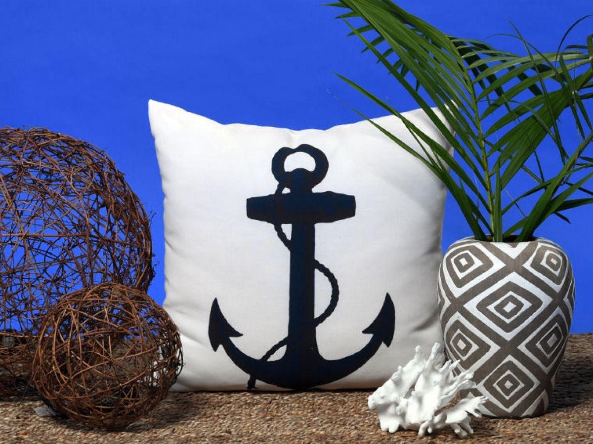 Inspírate con la decoración marina