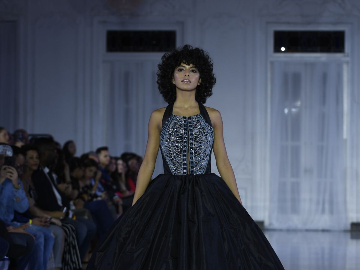 República Dominicana dice presente en San Juan Moda 2018 con las colecciones de Lucía Rodríguez y Jeannette Limas