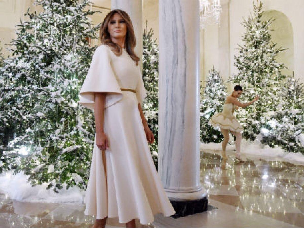"""Los """"looks"""" de Melania Trump"""