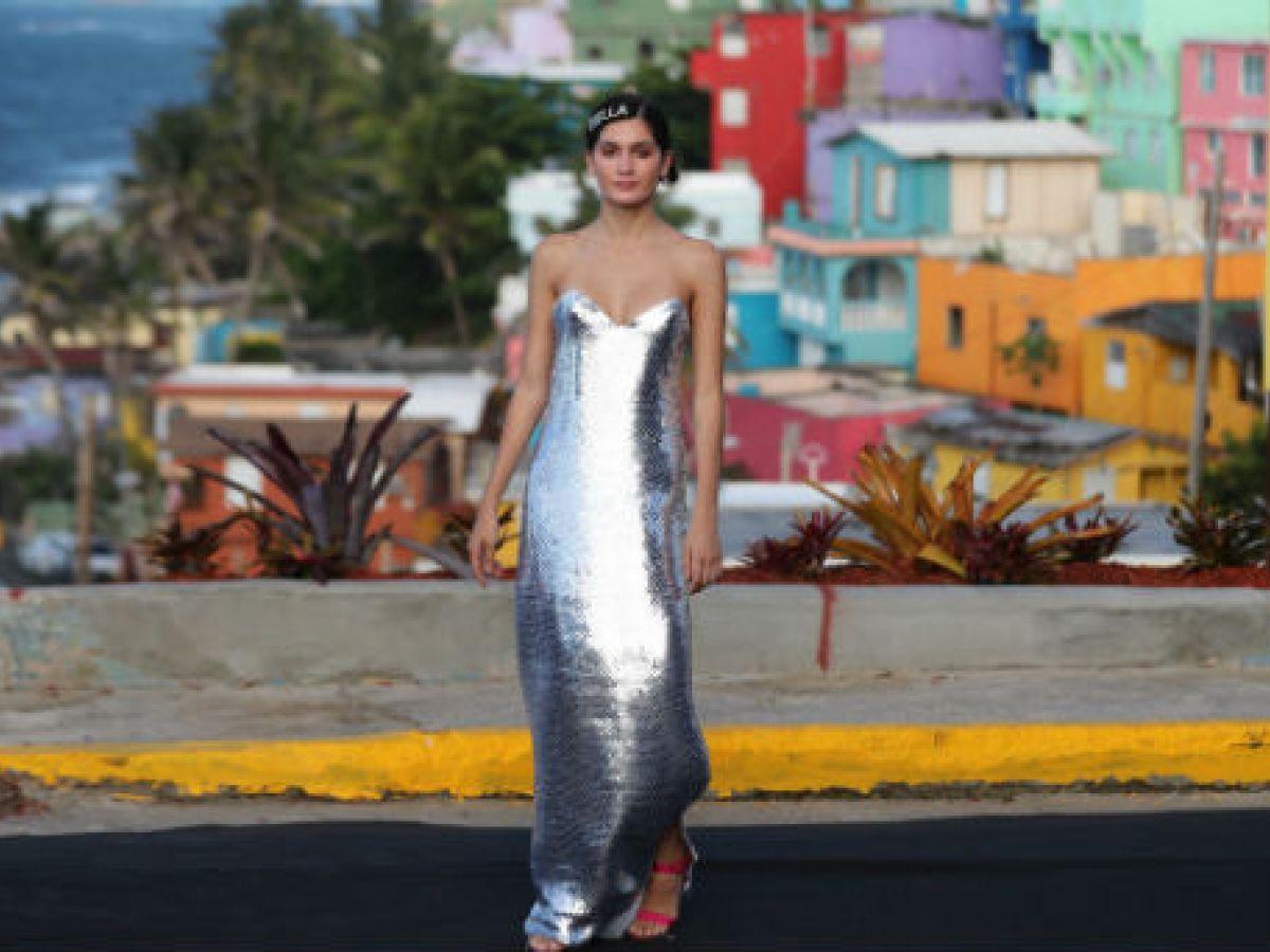 Stella Nolasco presenta desfile en La Perla
