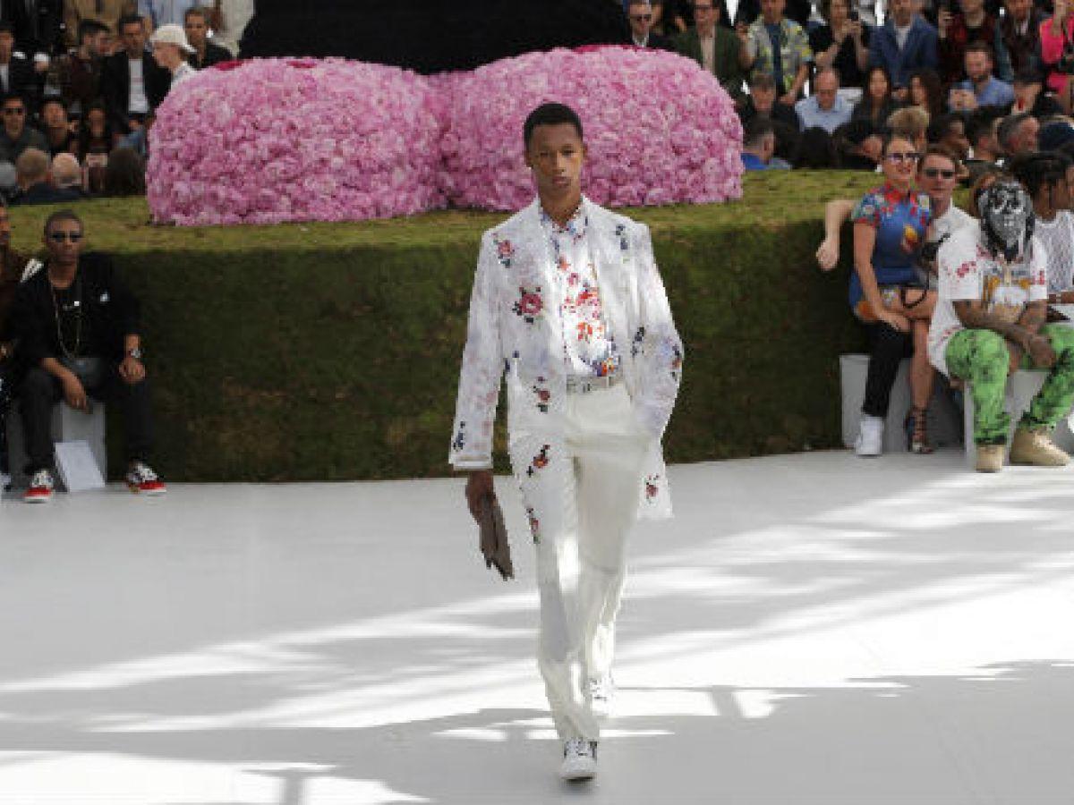 El diseñador Kim Jones transforma la marca Dior Homme