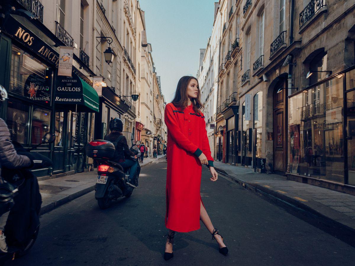 Diseñadora puertorriqueña se apodera de las calles de París