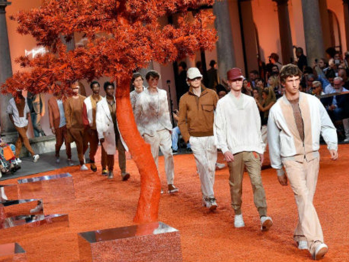 Ermenegildo Zegna sorprende en la Semana de la Moda masculina en Milán