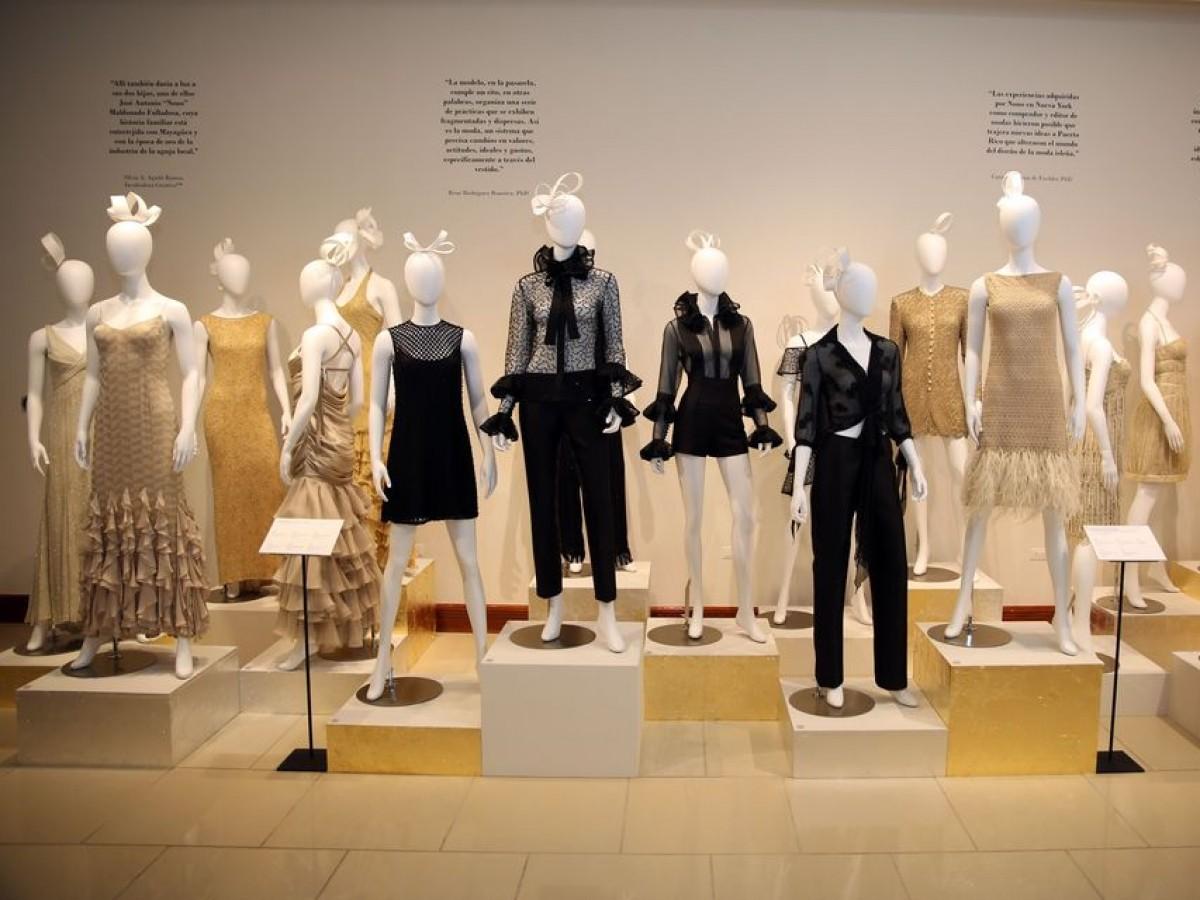 Nono Maldonado introduce a un selecto grupo de invitados a su mundo de telas, diseño y moda