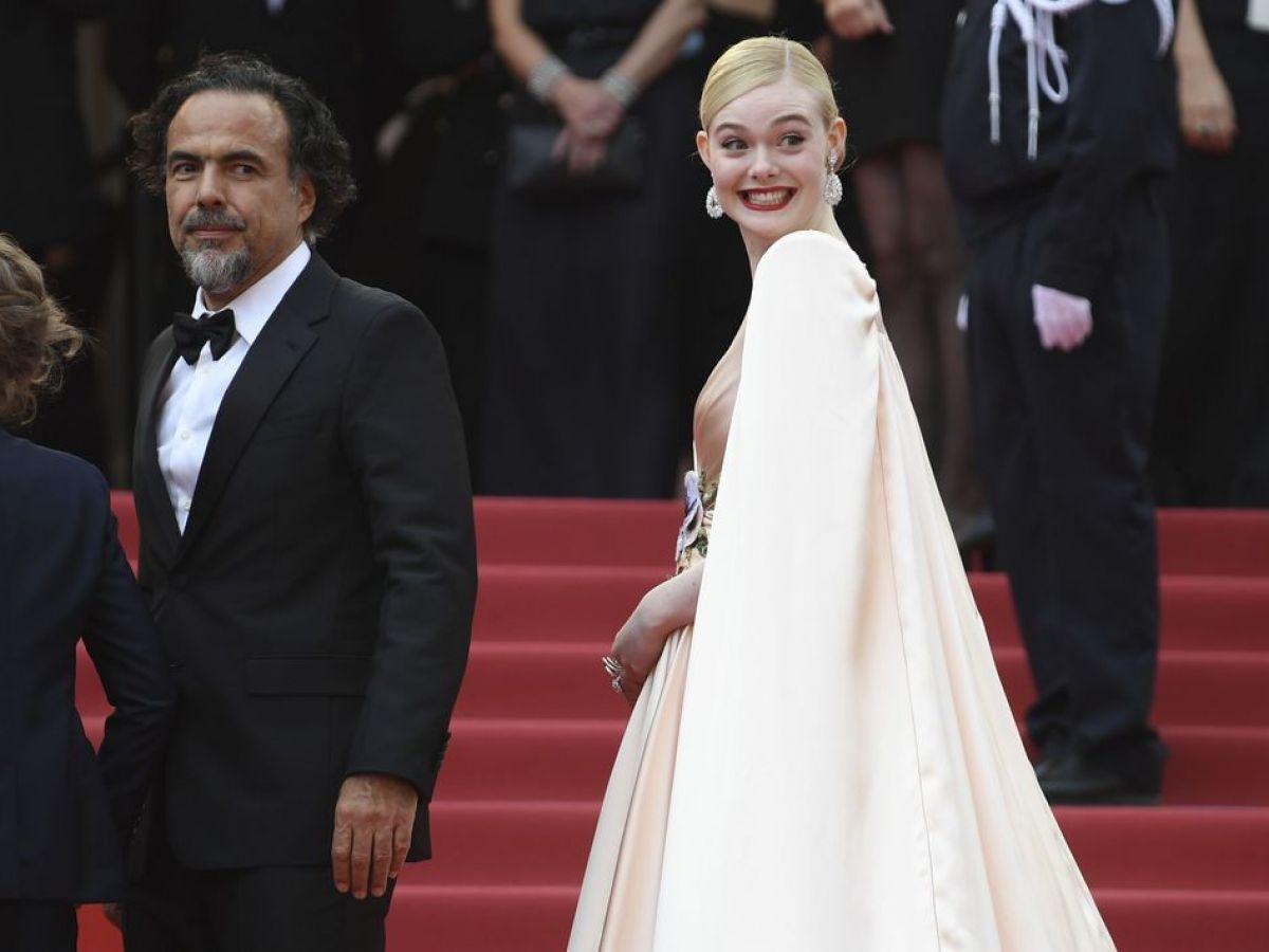 Estrellas en la alfombra roja por la ceremonia de apertura del Festival de Cannes 2019