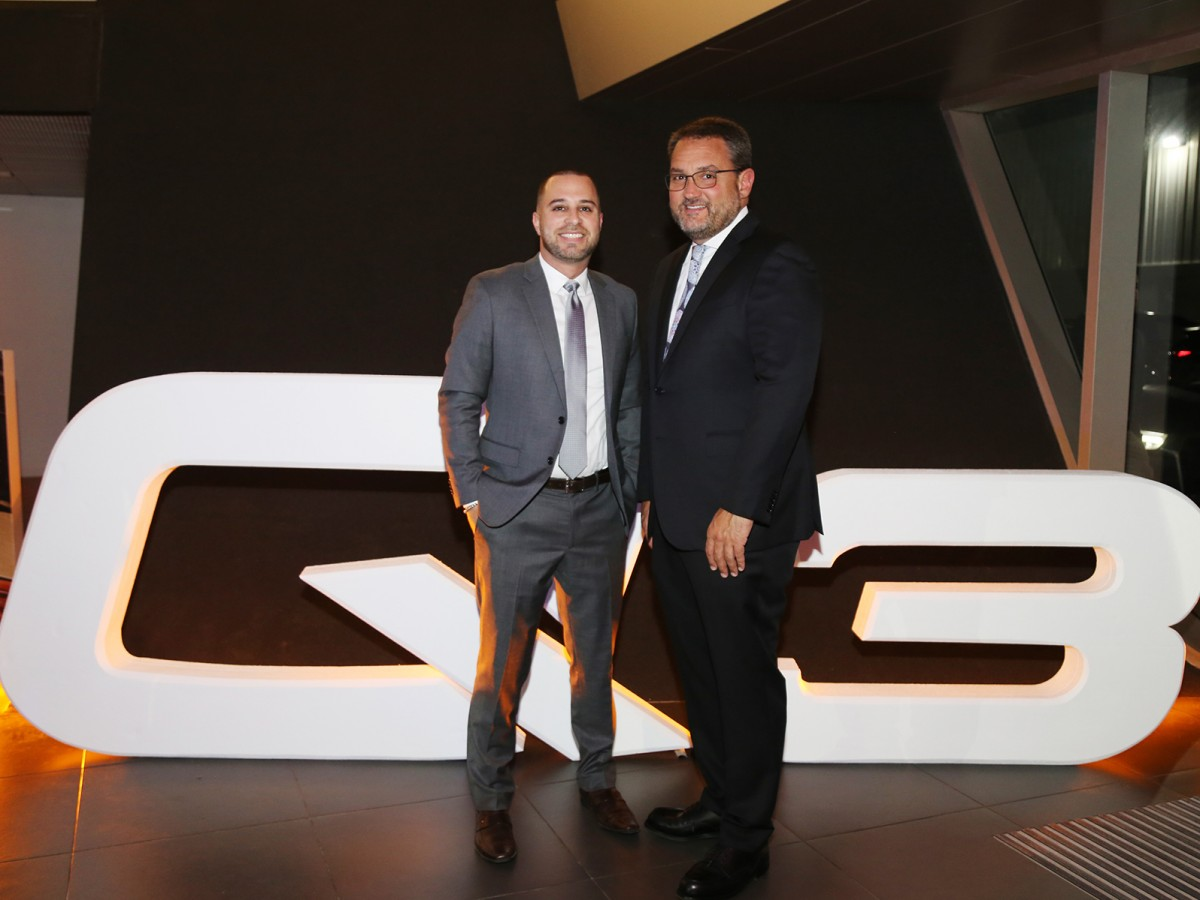 Audi San Juan Puerto Rico presentó la nueva imagen del Q3