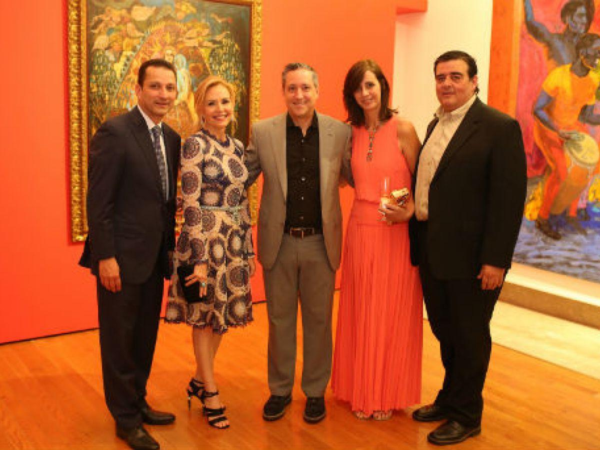 El Museo de Arte de Puerto Rico celebra en su sede la vigésimo primera gala