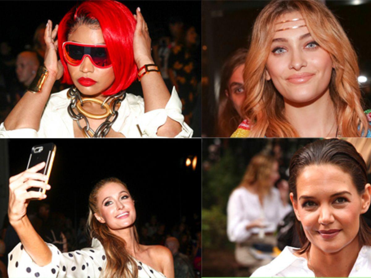 Los famosos en la primera fila del New York Fashion Week