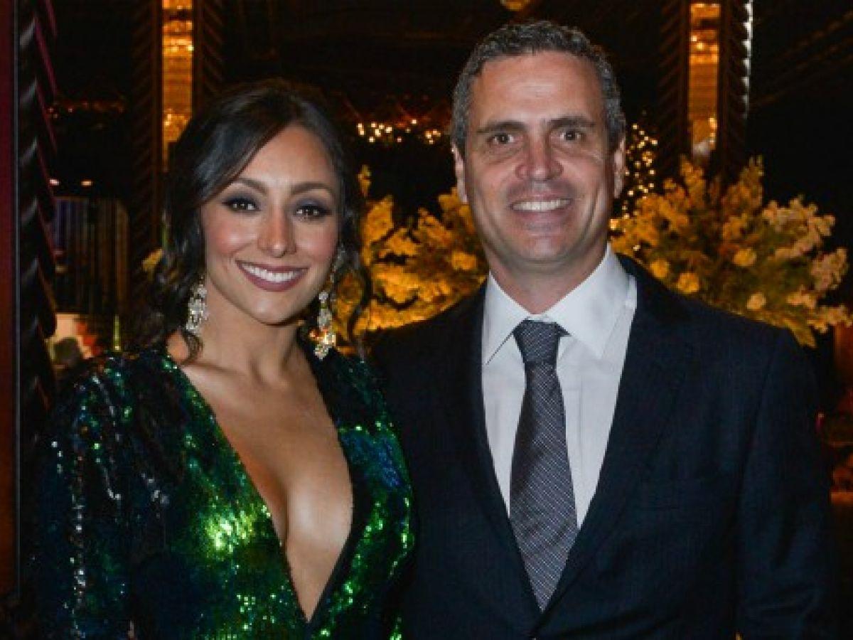 Reciben el nuevo año en El San Juan Hotel