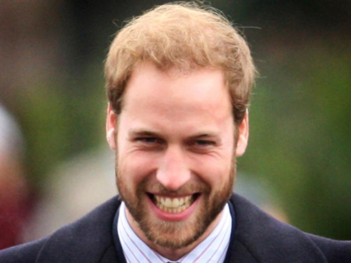 El príncipe William cumple 36 años