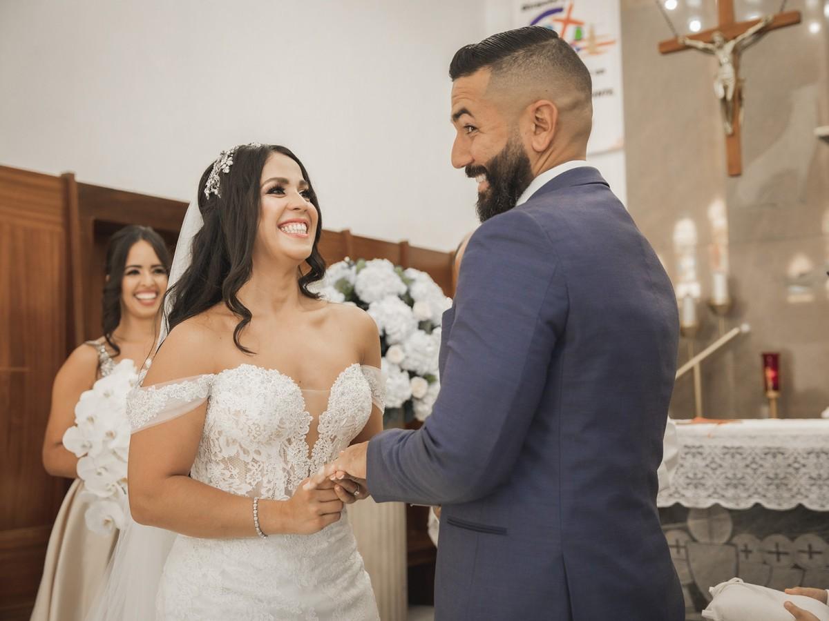 La boda de Yanira López Aquino y Héctor Hiram Rivera en Royal Isabela