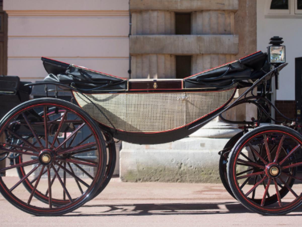 ¿Cómo será el carruaje para la boda de Harry y Meghan?