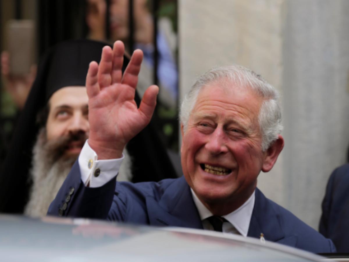 El príncipe Charles llevará a Meghan Markle al altar
