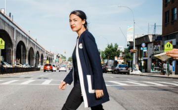 Alexandria Ocasio Cortez siembra la semilla de un movimiento