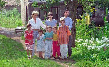 Bosnia conmemora el 20 aniversario de la visita de Diana de Gales