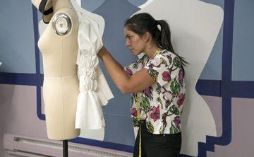 Margarita Álvarez habla de su experiencia en Project Runway