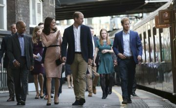 El tercer hijo de William y Kate nacerá en abril