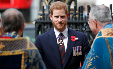 Así se prepara el príncipe Harry para su boda con Meghan Markle