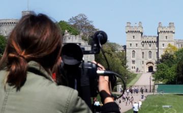 Más de 5,000 miembros de la prensa cubrirán la boda del príncipe Harry y Meghan Markle