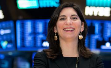 Una mujer presidirá por primera vez la Bolsa de Nueva York