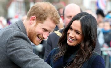 El príncipe Harry y Meghan Markle visitarán el condado de Sussex