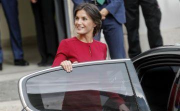 La reina Letizia reclama compromiso de todos para garantizar la igualdad alimentaria