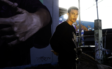 El actor puertorriqueño Ismael Cruz Córdova disfruta su éxito en Hollywood
